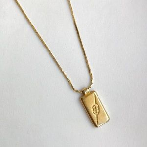 Gucci necklace vintage gold chain